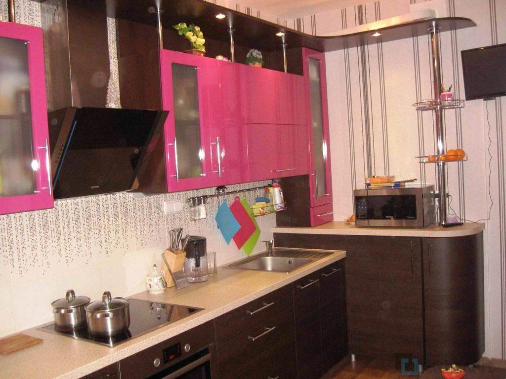 1389352033 017 1024x768 - Угловые кухни на заказ