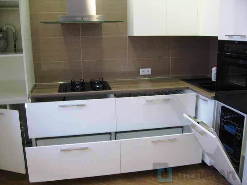 1397740830 ris. 5 - Кухня из ДСП на заказ