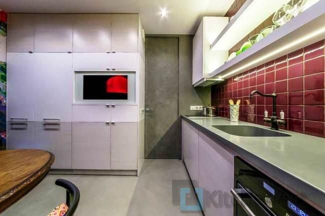 1447938873 6 - Белая кухня на заказ