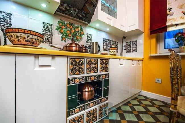 1448025328 5 - Белая кухня на заказ