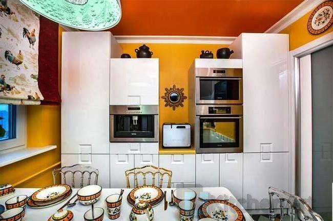 1448026351 14 - Белая кухня на заказ