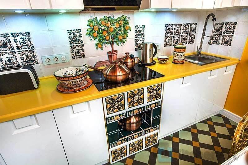 1448026529 17 - Белая кухня на заказ