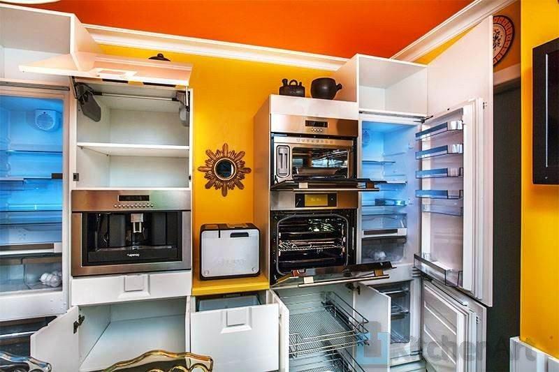 1448026544 18 - Белая кухня на заказ