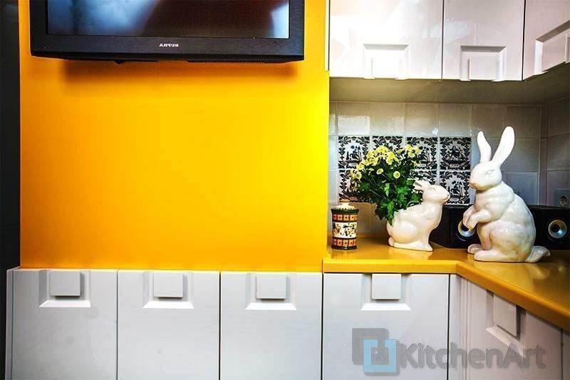 1448026683 20 - Белая кухня на заказ