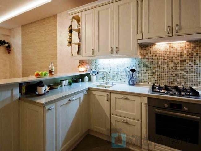 1448378438 201301188 - Белая кухня на заказ