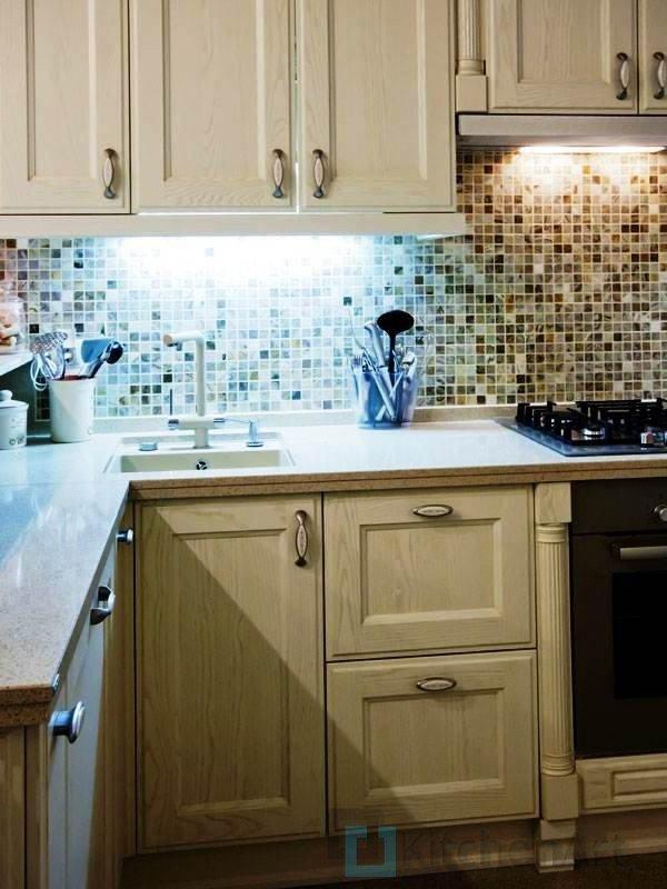 1448378444 2013011819 - Белая кухня на заказ