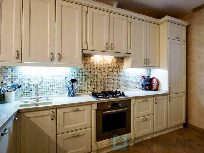 1448378451 201301185 - Белая кухня на заказ