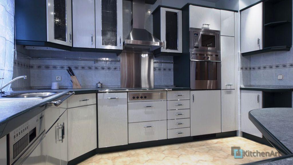 interer dizayn kuhnya foto 1133 1024x576 - Кухня из МДФ на заказ
