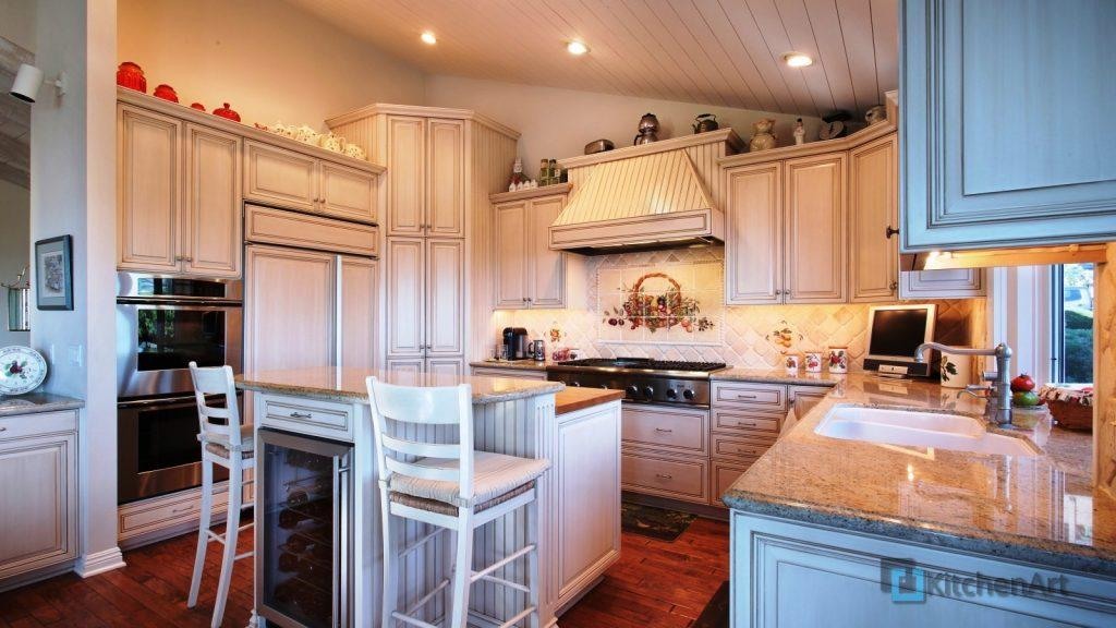 interer dizayn kuhnya stulya 1877 1024x576 - Островная кухня на заказ