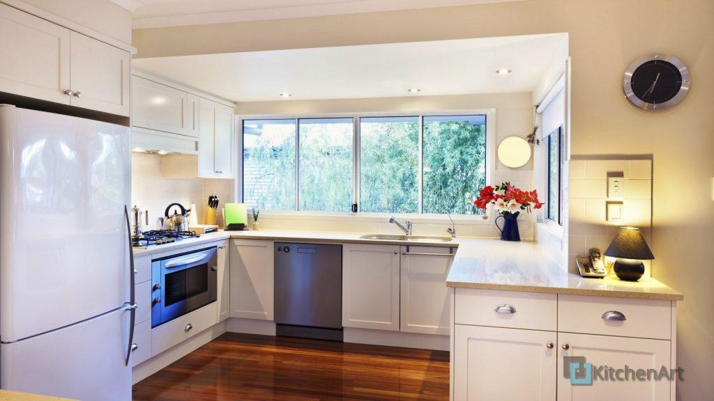interer stil dizayn komnata 7592 1024x576 - Белая кухня на заказ