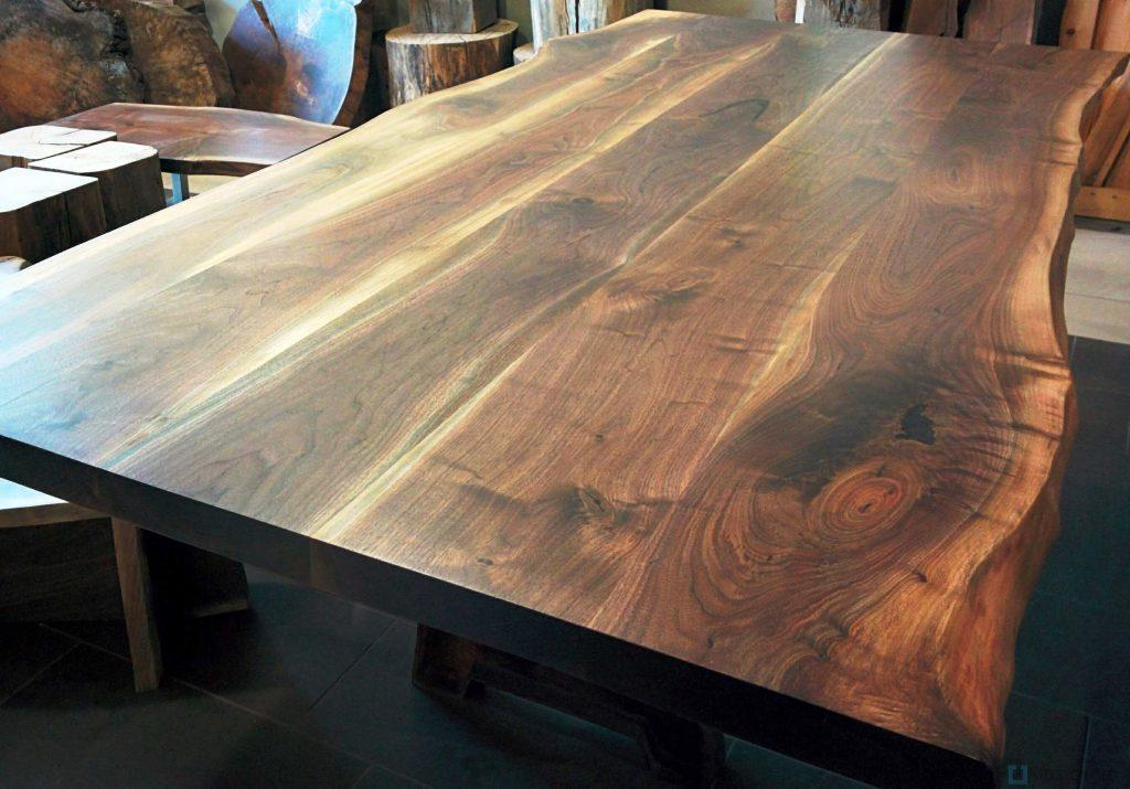 Black Walnut Dining Room Table22 1024x715 - Столешницы из дерева на заказ Днепр