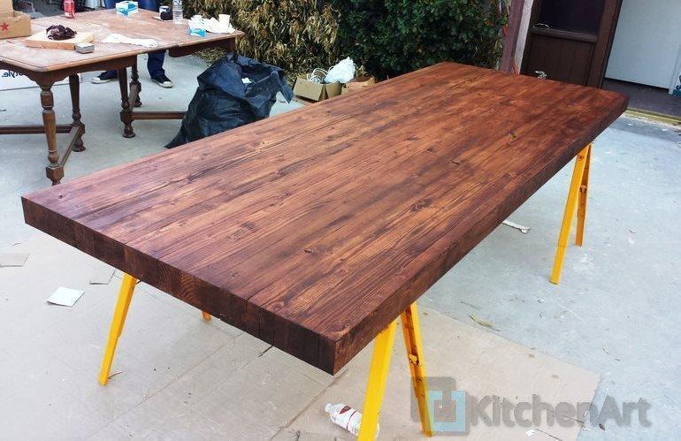 Tabletop - Столешница из дерева под заказ