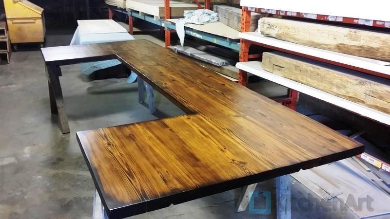 agreeable wood - Столы для кухни на заказ