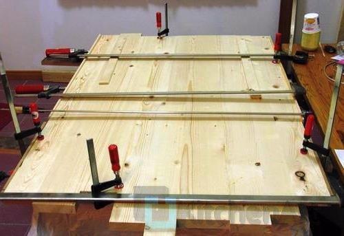 laminating top - Столешница из дерева под заказ