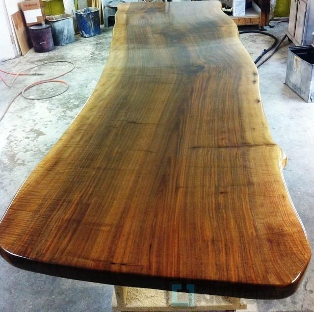 restaurant wood table tops darY5gz4 - Столешницы из дерева на заказ Днепр