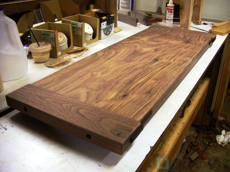 walnut top - Столешница из дерева под заказ