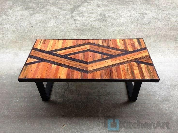 wood coffee tables - Столы для кухни на заказ