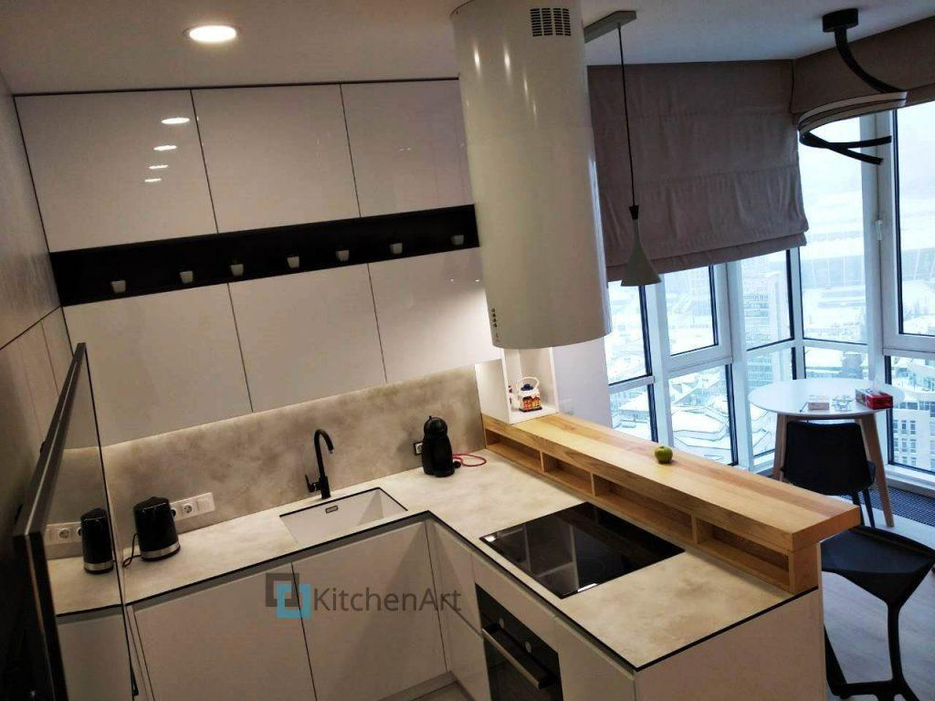 11 1024x768 - Кухня в стиле ЛОФТ на Заказ