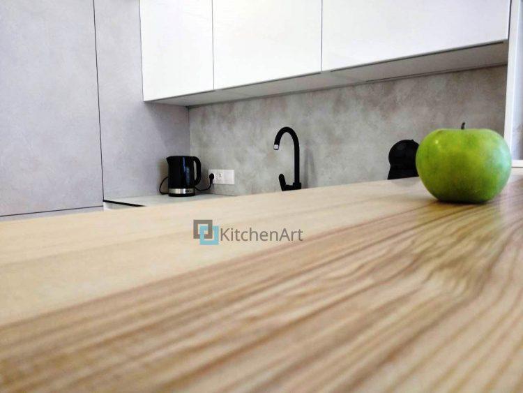 33 750x563 - Кухня из МДФ на заказ