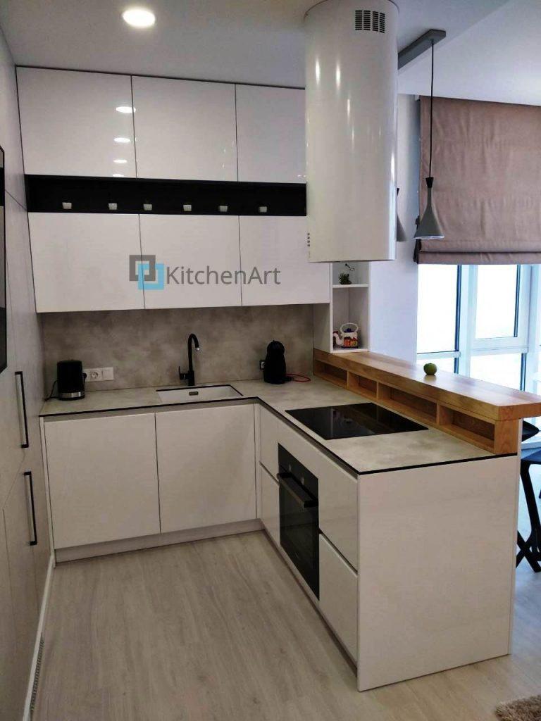 55 768x1024 - Кухня в стиле ЛОФТ на Заказ