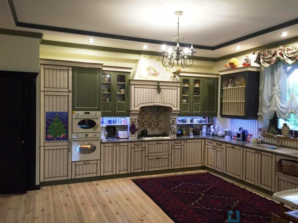 китченарт10 1024x768 - Классическая кухня на заказ