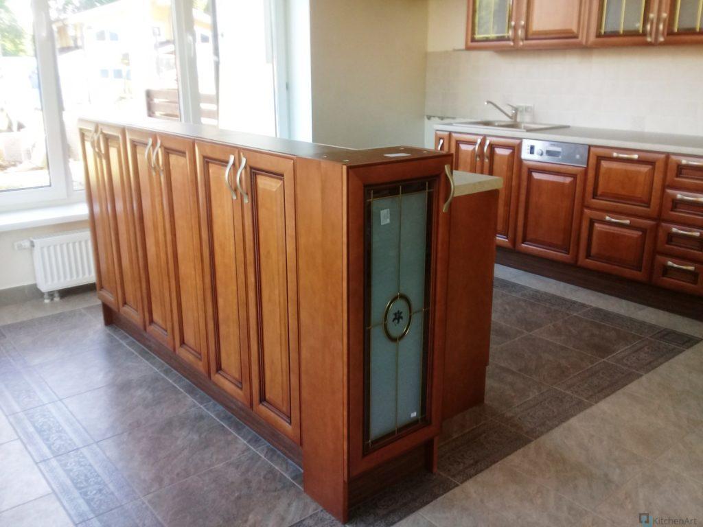 китченарт100 1024x768 - Классическая кухня на заказ