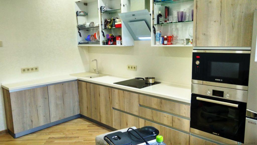 китченарт104 1024x576 - Кухня из ДСП на заказ