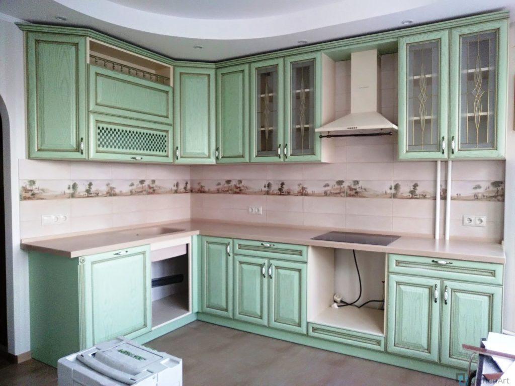 китченарт106 1024x768 - Классическая кухня на заказ