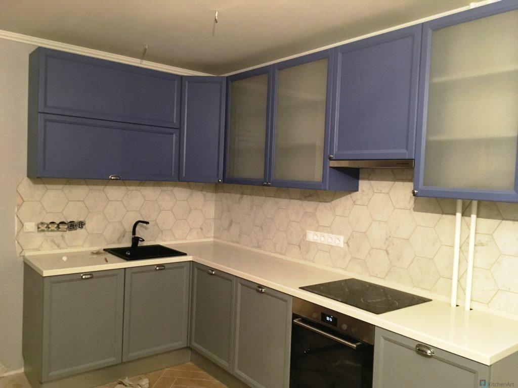 китченарт110 1024x768 - Угловые кухни на заказ