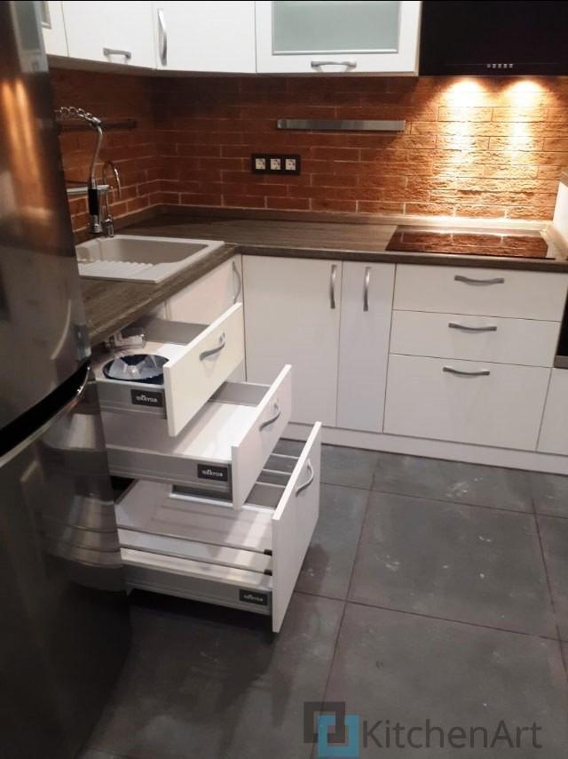 китченарт112 - Кухня из МДФ на заказ