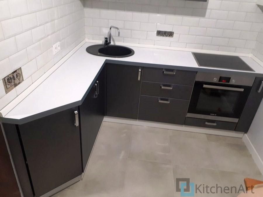 китченарт114 - Кухня из МДФ на заказ