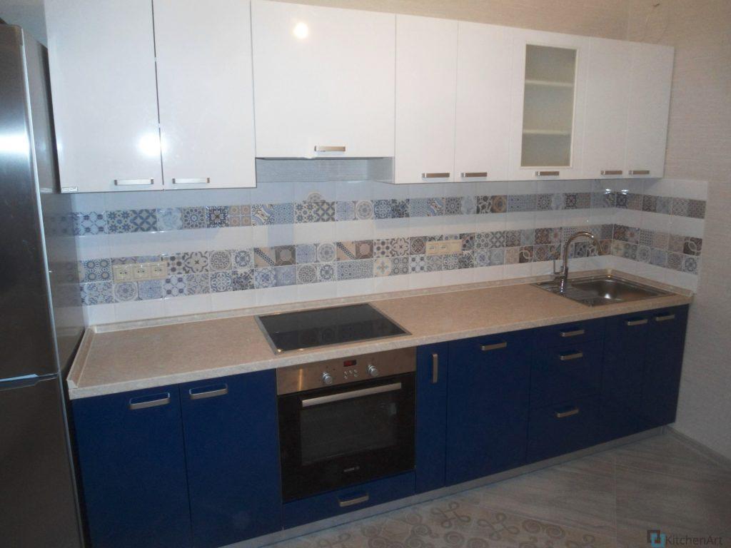 китченарт124 1024x768 - Кухня из ДСП на заказ