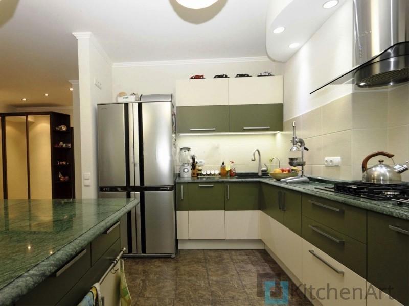китченарт125 - Кухня из МДФ на заказ