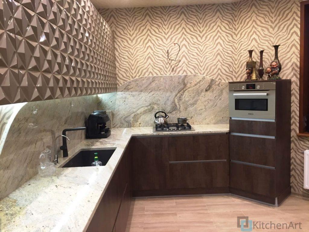 китченарт140 1024x768 - Кухня из ДСП на заказ