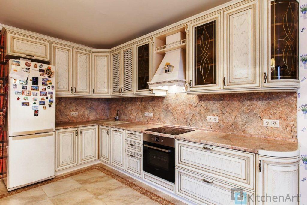 китченарт145 1024x683 - Классическая кухня на заказ