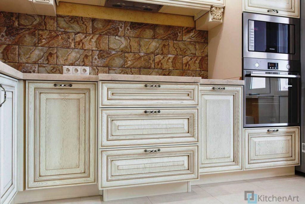 китченарт147 1024x683 - Классическая кухня на заказ