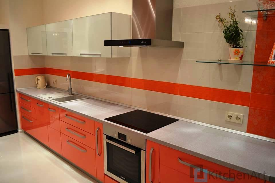 китченарт152 - Кухня из МДФ на заказ