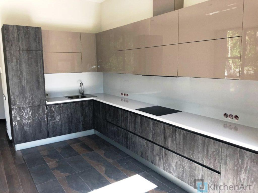 китченарт155 1024x768 - Кухня из ДСП на заказ
