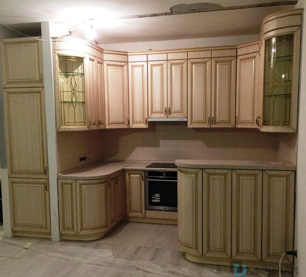 китченарт157 1024x928 - Классическая кухня на заказ