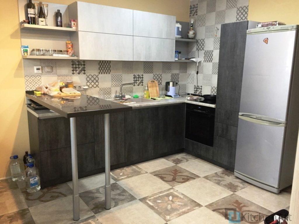 китченарт158 1024x768 - Кухня из ДСП на заказ