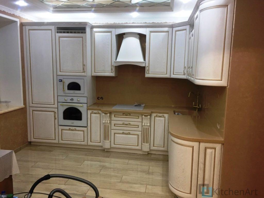 китченарт159 1024x768 - Классическая кухня на заказ
