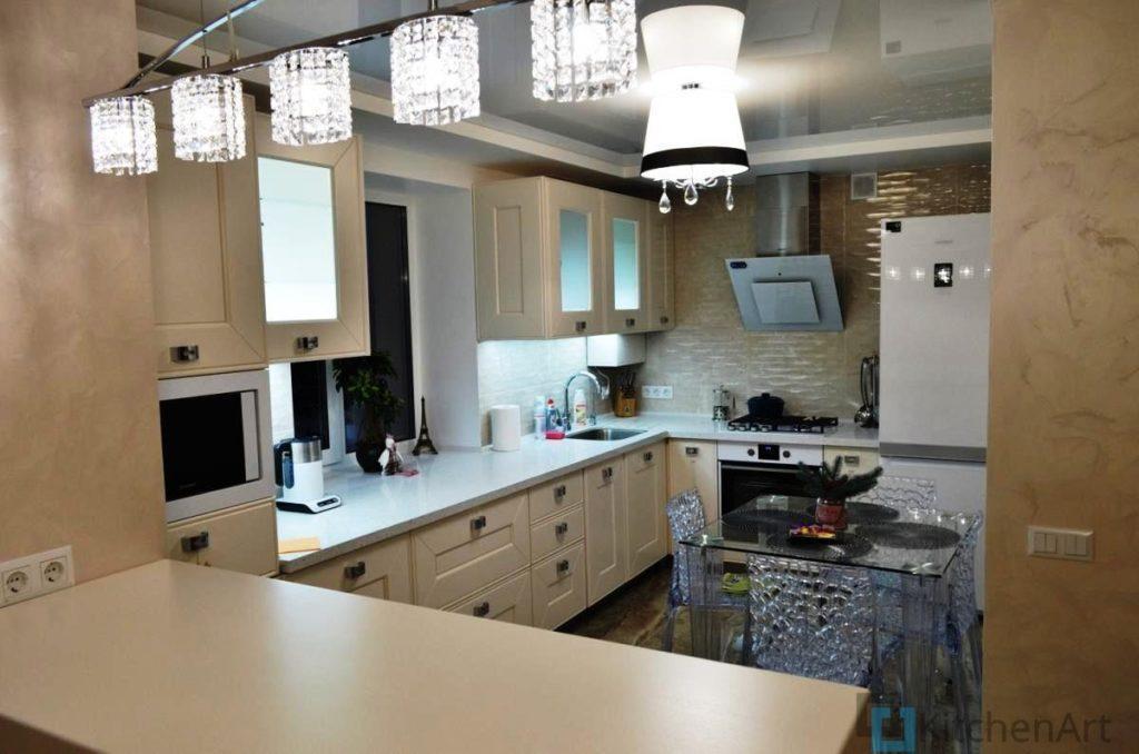 китченарт16 1024x678 - Угловые кухни на заказ