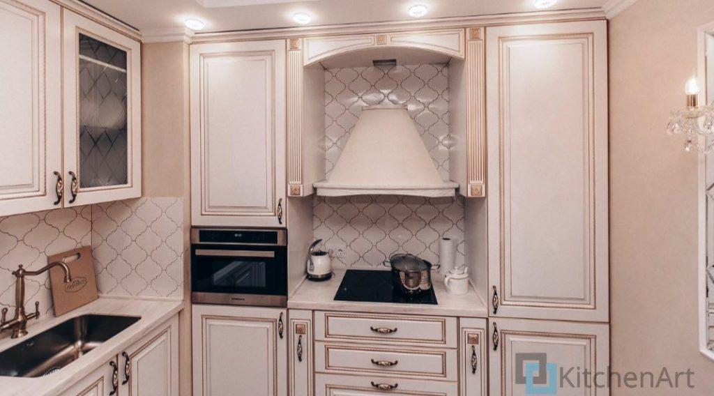 китченарт160 1024x568 - Классическая кухня на заказ
