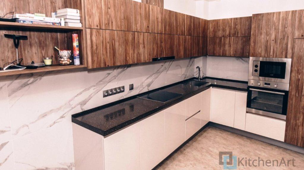 китченарт163 1024x572 - Кухня из ДСП на заказ