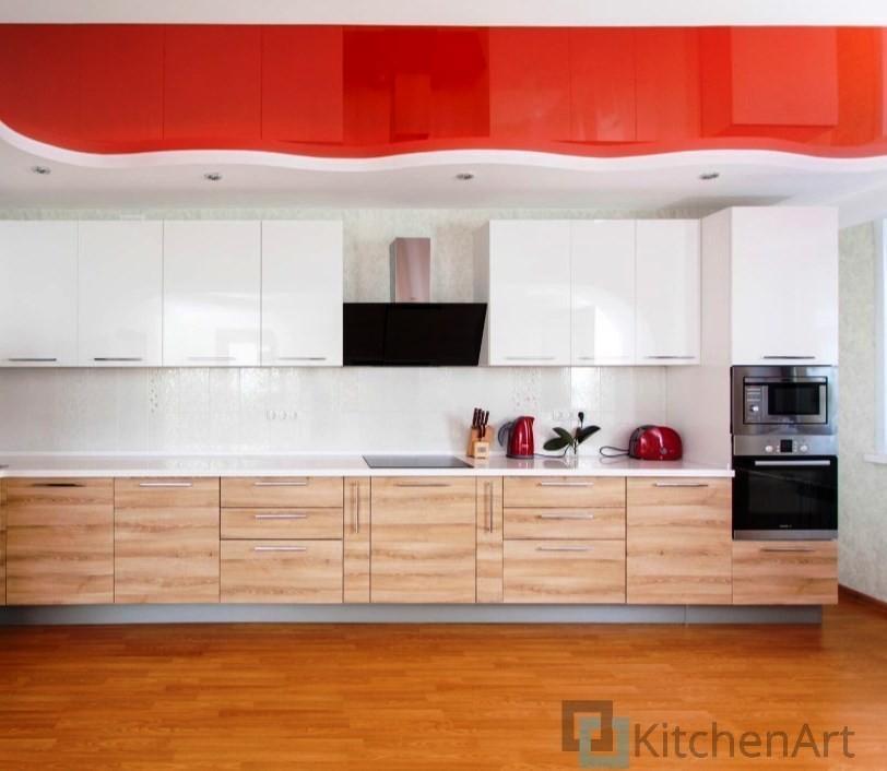 китченарт169 - Кухня из ДСП на заказ