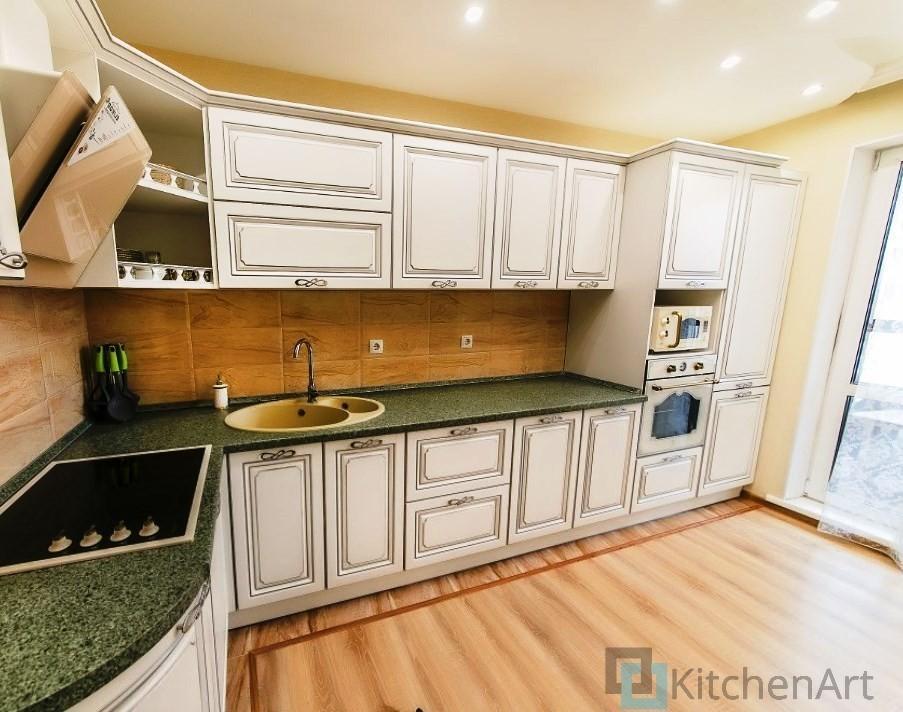 китченарт171 - Классическая кухня на заказ