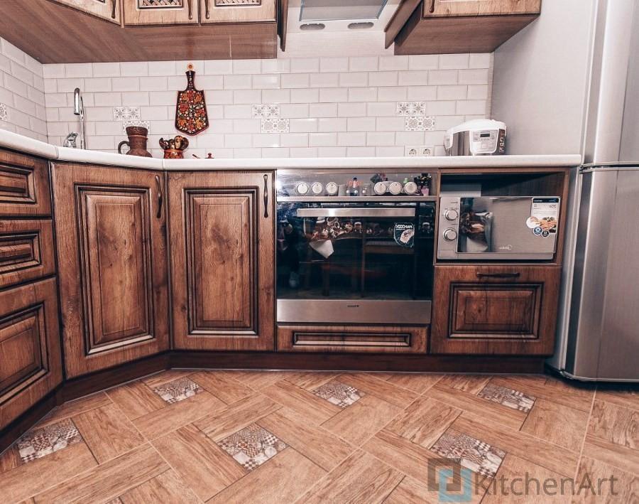 китченарт172 - Классическая кухня на заказ
