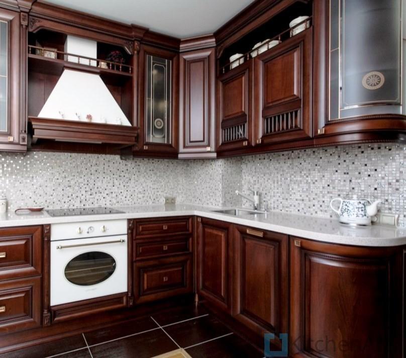 китченарт175 - Угловые кухни на заказ
