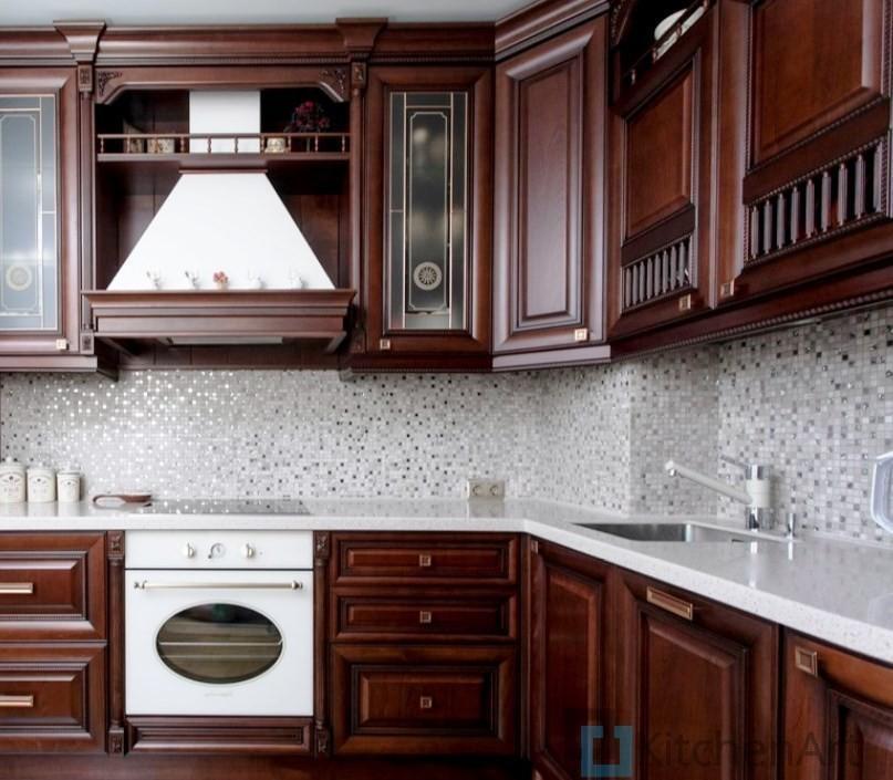 китченарт176 - Классическая кухня на заказ