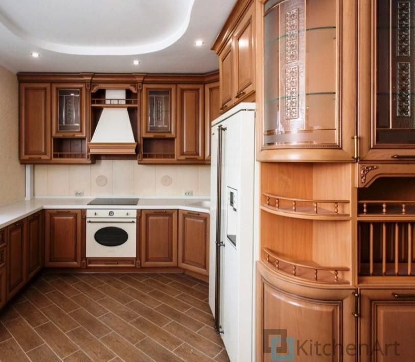 китченарт177 - Классическая кухня на заказ